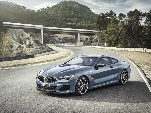 The all-new BMW 8 Series Coupe now available in Singapore