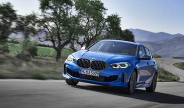 The All New Bmw 1 Series The Perfect Synthesis Of Agility