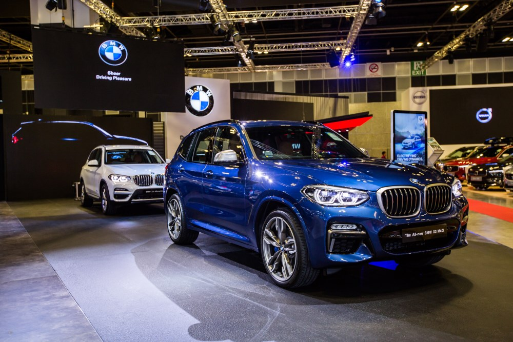 Bmw at the singapore motorshow 2018 press releases for M i motors