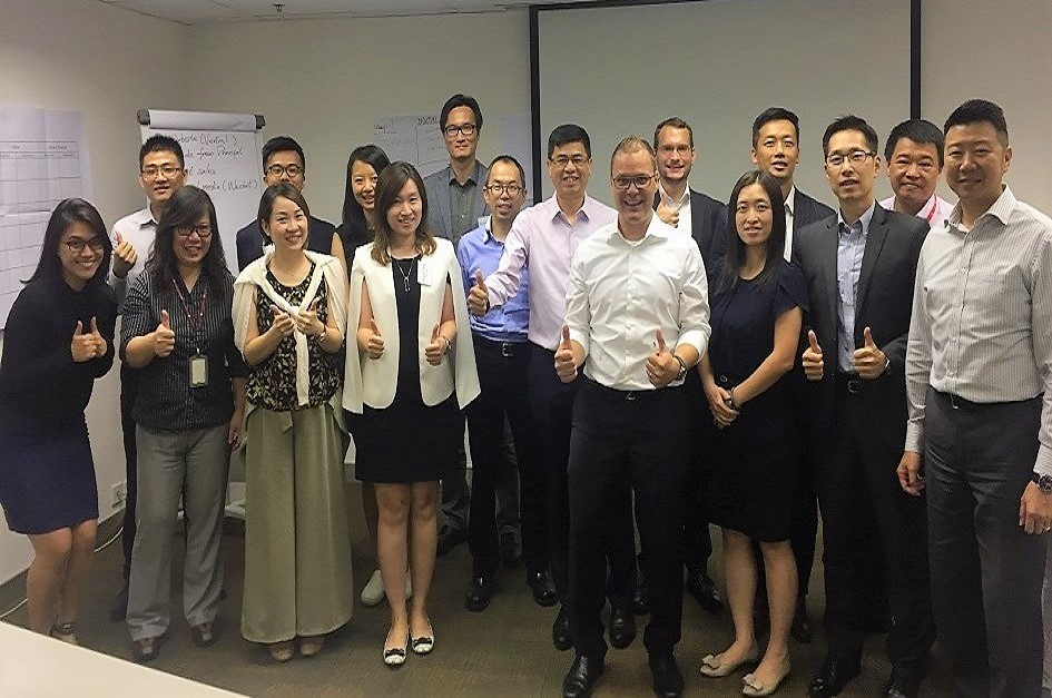The participants from the Hong Kong, Macau and China workshop