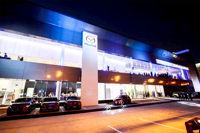 1St Choice Motors >> Sime Darby Opens New Mazda Showroom at Paradise Park ...